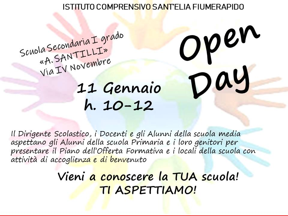 OPEN DAY20